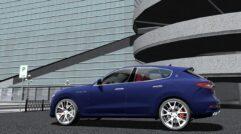 Maserati Levante S 2017 (1.5.9) - City Car Driving мод (изображение 2)