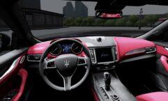 Maserati Levante S 2017 (1.5.9) - City Car Driving мод (изображение 4)