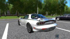 Mazda RX-7 (1.5.9) - City Car Driving мод (изображение 2)