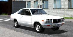 Mazda RX-3 (1.5.9) - City Car Driving мод