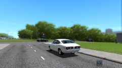 Mazda RX-3 (1.5.9) - City Car Driving мод (изображение 3)