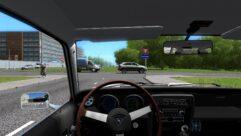 Mazda RX-3 (1.5.9) - City Car Driving мод (изображение 4)