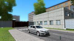 Mercedes-Benz A45 AMG (1.5.9) - City Car Driving мод (изображение 2)