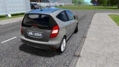 Mercedes-Benz A200 Turbo Coupe (1.5.9) - City Car Driving мод (изображение 3)