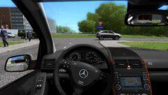 Mercedes-Benz A200 Turbo Coupe (1.5.9) - City Car Driving мод (изображение 4)