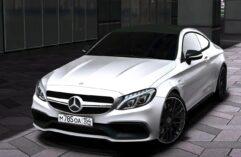 Mercedes-Benz C63 S AMG Coupe 2016 (1.5.9) - City Car Driving мод (изображение 3)