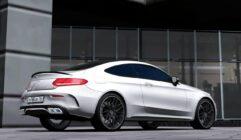 Mercedes-Benz C63 S AMG Coupe 2016 (1.5.9) - City Car Driving мод (изображение 4)