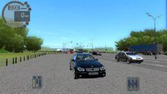 Mercedes-Benz CLK 55 AMG (1.5.9) - City Car Driving мод (изображение 3)