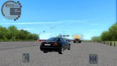 Mercedes-Benz CLK 55 AMG (1.5.9) - City Car Driving мод (изображение 4)
