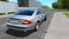 Mercedes-Benz CLS 500 (W219) (1.5.9) - City Car Driving мод (изображение 3)