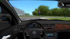 Mercedes-Benz CLS 500 (W219) (1.5.9) - City Car Driving мод (изображение 4)