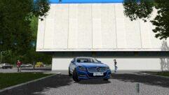 Mercedes-Benz CLS63 AMG 2012 (1.5.9) - City Car Driving мод (изображение 3)