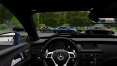 Mercedes-Benz CLS63 AMG 2012 (1.5.9) - City Car Driving мод (изображение 5)