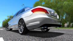 Mercedes-Benz E-Class (1.5.9) - City Car Driving мод (изображение 3)