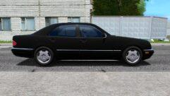 Mercedes-Benz E420 (W210) (1.5.9) - City Car Driving мод (изображение 2)
