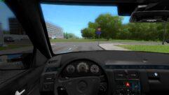 Mercedes-Benz E420 (W210) (1.5.9) - City Car Driving мод (изображение 4)