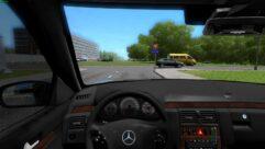 Mercedes-Benz E420 (W210) (Restyle) (устаревшая версия) (1.5.9) - City Car Driving мод (изображение 4)