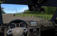 Mercedes-Benz G65 AMG Extra #D (1.5.9) - City Car Driving мод (изображение 6)