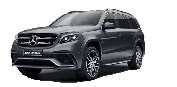 Mercedes-Benz GLS63 AMG (1.5.9) - City Car Driving мод