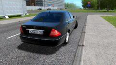 Mercedes-Benz S600 W220 (устаревшая версия) (1.5.9) - City Car Driving мод (изображение 3)