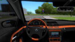 Mercedes-Benz S600 W220 (устаревшая версия) (1.5.9) - City Car Driving мод (изображение 4)