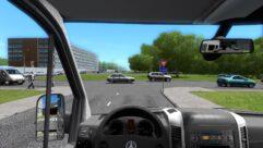 Mercedes-Benz Sprinter 313 CDI (1.5.9) - City Car Driving мод (изображение 4)