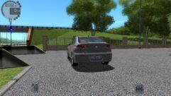 Mitsubishi Lancer X 2008 (1.5.9) - City Car Driving мод (изображение 4)