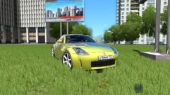 Nissan 350Z (1.5.9) - City Car Driving мод