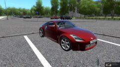 Nissan 350Z (1.5.9) - City Car Driving мод (изображение 3)