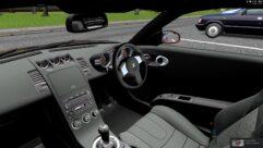 Nissan 350Z (1.5.9) - City Car Driving мод (изображение 5)