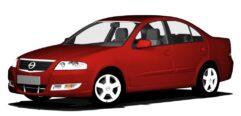 Nissan Almera (1.5.9) - City Car Driving мод