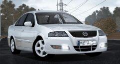 Nissan Almera (1.5.9) - City Car Driving мод (изображение 2)