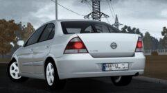 Nissan Almera (1.5.9) - City Car Driving мод (изображение 3)