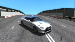 Nissan GT-R (1.5.9) - City Car Driving мод