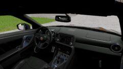 Nissan GT-R 2017 (1.5.9) - City Car Driving мод (изображение 3)