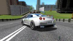 Nissan GT-R (1.5.9) - City Car Driving мод (изображение 3)
