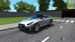 Nissan GT-R Tommy Kaira (1.5.9) - City Car Driving мод