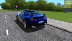 Nissan GT-R Tommy Kaira (1.5.9) - City Car Driving мод (изображение 3)