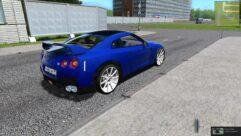 Nissan GT-R Tommy Kaira (1.5.9) - City Car Driving мод (изображение 4)
