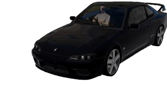 Nissan Silvia S15 (1.5.9) - City Car Driving мод
