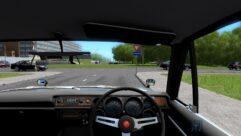 Nissan Skyline 2000 GT-R (1.5.9) - City Car Driving мод (изображение 4)