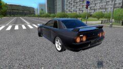 Nissan Skyline GT-R 32 (1.5.9) - City Car Driving мод (изображение 2)