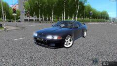 Nissan Skyline GT-R 32 (1.5.9) - City Car Driving мод (изображение 3)