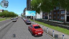 Opel Insignia OPC (1.5.9) - City Car Driving мод (изображение 3)