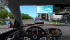 Opel Insignia OPC (1.5.9) - City Car Driving мод (изображение 4)