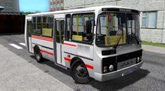 PAZ 32054 (1.5.9) - City Car Driving мод