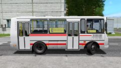 PAZ 32054 (1.5.9) - City Car Driving мод (изображение 2)