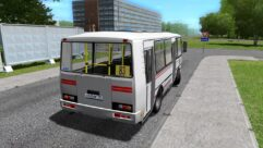 PAZ 32054 (1.5.9) - City Car Driving мод (изображение 3)