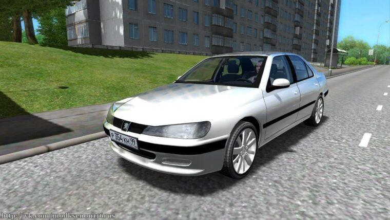 Peugeot 406 (1.5.9) - City Car Driving мод