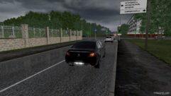 Peugeot 508 (1.5.9) - City Car Driving мод (изображение 3)